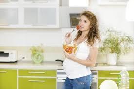 Dieta para mujeres embarazadas con sobrepeso