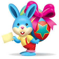 Resultado de imagen para imagenes de conejos de pascua