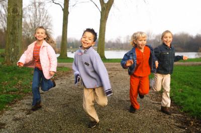 Actividades al aire libre: fáciles y divertidas para niños pequeños