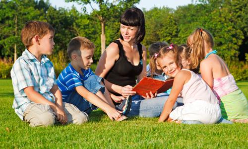 Actividades educativas para los niños durante vacaciones
