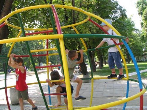 Actividades para la buena salud de los niños