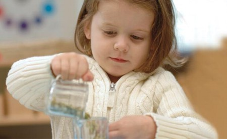Actividades para niños en edad preescolar