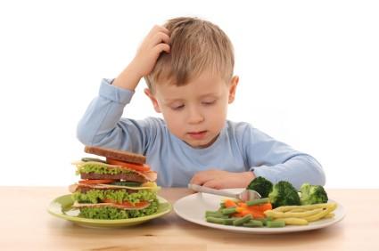 Alimentación saludable para niños: conviertete en un padre modelo