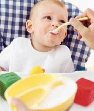 Alimentos que debe consumir tu beb de 6 meses gu a para - Bebe de 6 meses ...