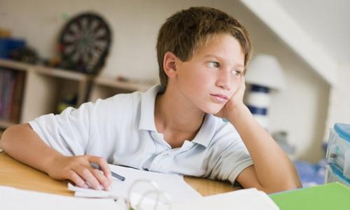 Apoyo para un niño sin concentración