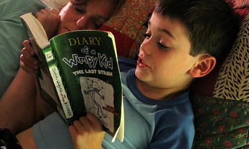 Aprende a desarrollar hábitos de lectura en los niños