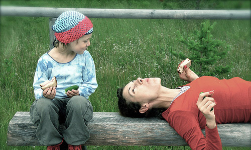 Aprende a mejorar la relación madre e hija