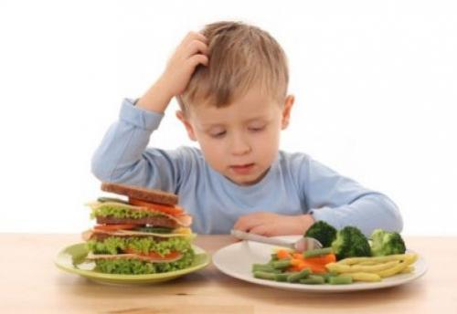 Aprender a comer desde la infancia