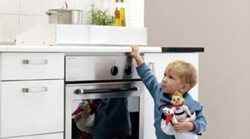 Bebés y niños seguros en el hogar Parte II