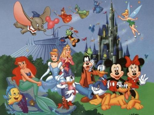 Caricaturas, un mundo imaginario pero lleno de diversión