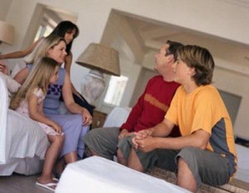 Charlas de familia
