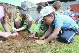 Cinco maneras en que los niños pueden servir en la comunidad