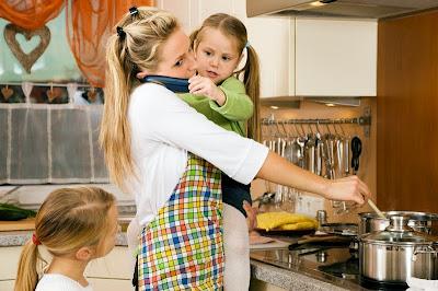 Claves para ser excelente ama de casa y esposa