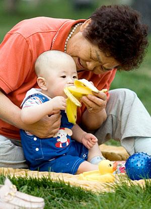 Comer plátanos