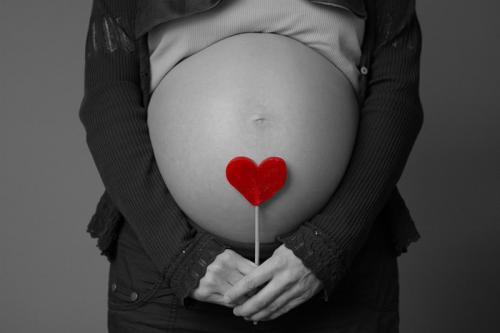 Como actuar en un embarazo VIH