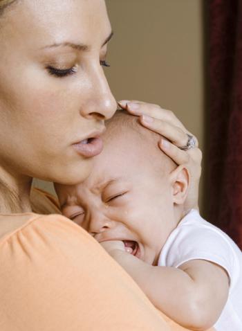 Cómo calmar los cólicos del bebé