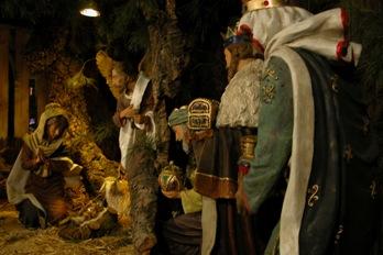 Cómo crear un disfraz de Reyes Magos