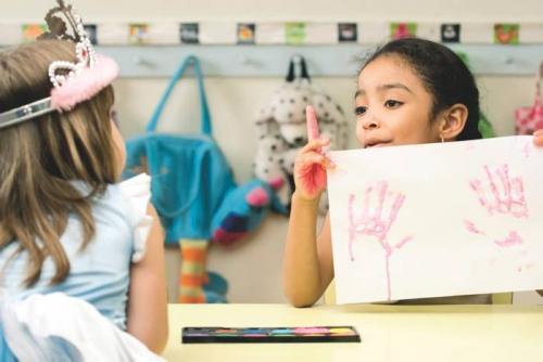 cómo elegir el jardín de los niños?