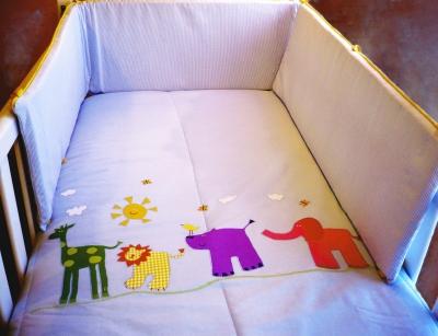 Cómo elegir ropa orgánica natural para habitación de los niños