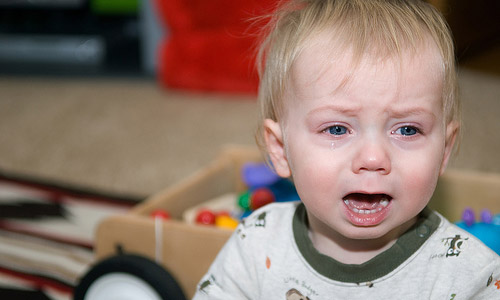 Consejos para lidiar con las rabietas de los niños