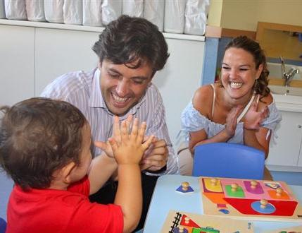 Consejos para padre: relaciones escuela, niños y maestro