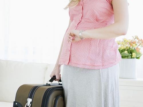 Consejos para viajar durante el embarazo