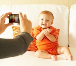 Consejos y trucos para tomar las mejores fotos de un bebé
