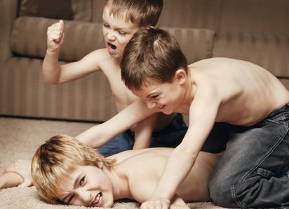 Control de la agresividad infantil