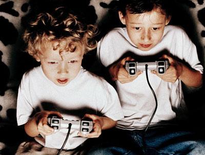 Controlar el uso de vídeojuegos a los niños