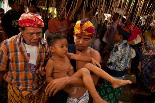 Costumbres practicadas en los niños de otras culturas