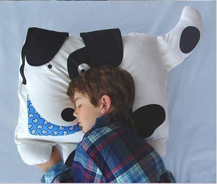 ¿Cuándo un niño necesita una almohada?