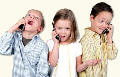 ¿Cuándo deberían los niños tener un teléfono celular?
