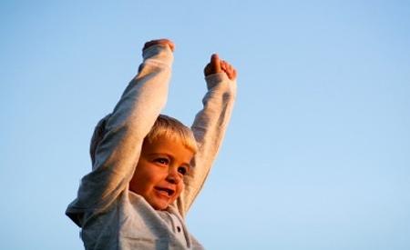 Educar a nuestros hijos en el optimismo