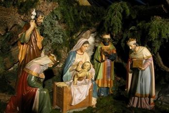 El origen del portal de bel n gu a para padres - Portales de belen originales ...