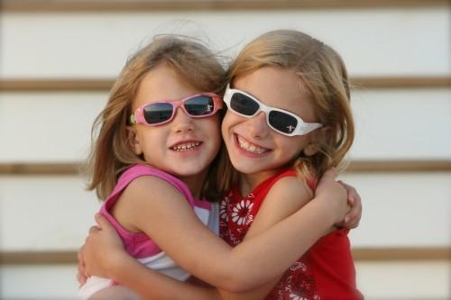 El sol y posibles trastornos en la visión de los niños. Parte I