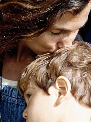 El vínculo entre una madre y su hijo