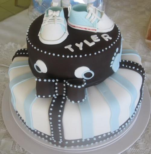 Elegir El Pastel Ideal Para Los Baby Showers