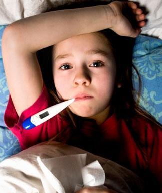 Enfermedades comunes de los niños, cómo prevenirlas