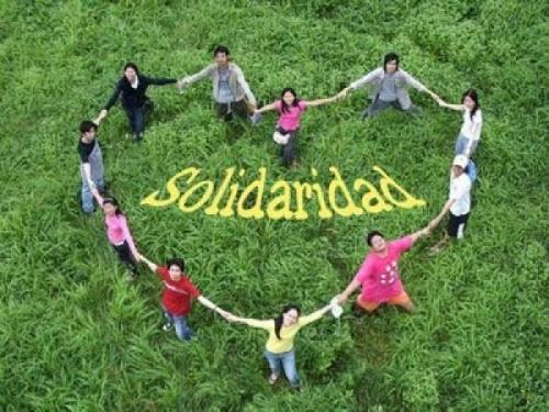 Enseña a tu hijo a ser solidario