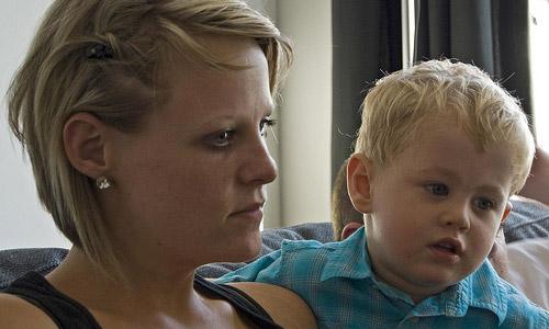 Formas de controlar la ira con los niños