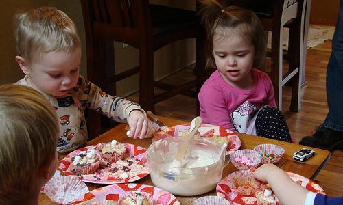 Grandes ideas para entretener a los niños