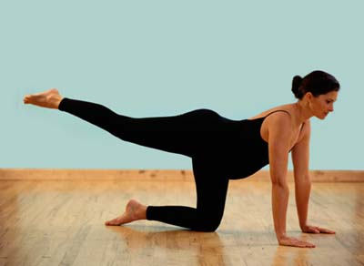 Guía de ejercicios para embarazadas