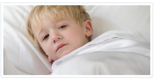 Hipotermia, enfriamiento peligroso para los niños