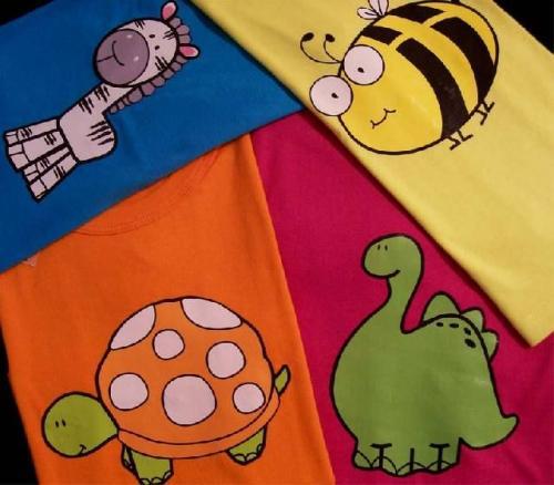 Ideas creativas para personalizar ropa de niños