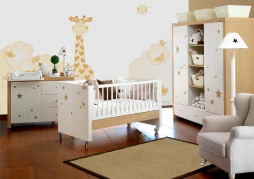 Ideas para decorar el cuarto del beb gu a para padres - Ideas para decorar el cuarto del bebe ...