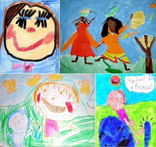 Imaginación y creatividad en los niños