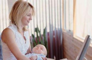Internet ha cambiado la forma en que los padres cuidan a los recién nacidos