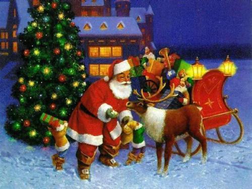 Juegos para niños en Navidad