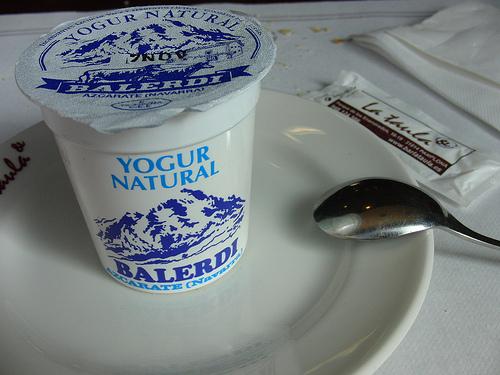 La importancia de consumir yogures