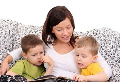 La importancia de contarles cuentos a los niños